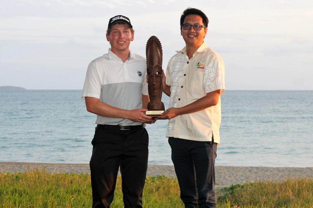 Gaske takes victory in Vanuatu