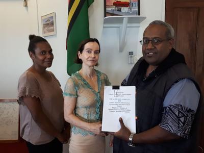Brunet Enterprise wins tender for Malekula School