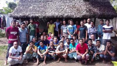 已开始遣返滞留的孟加拉国人