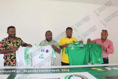 DoI promoting Vanuatu Made brand within Sports platform