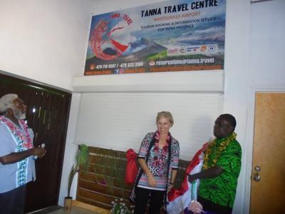 Tanna tourism bouncing back