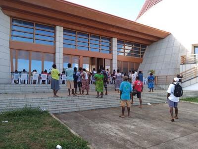 7.9% of Vanuatu Population Vaccinated So Far