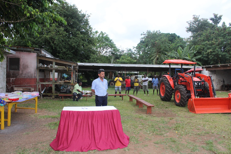 MALFFB Invests in More Tractors to Increase Production