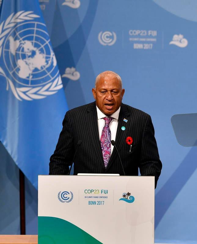 A call on world leaders to act on climate change now