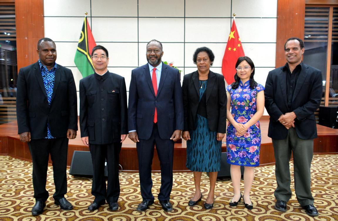 Sino-Vanuatu relationship remains robust