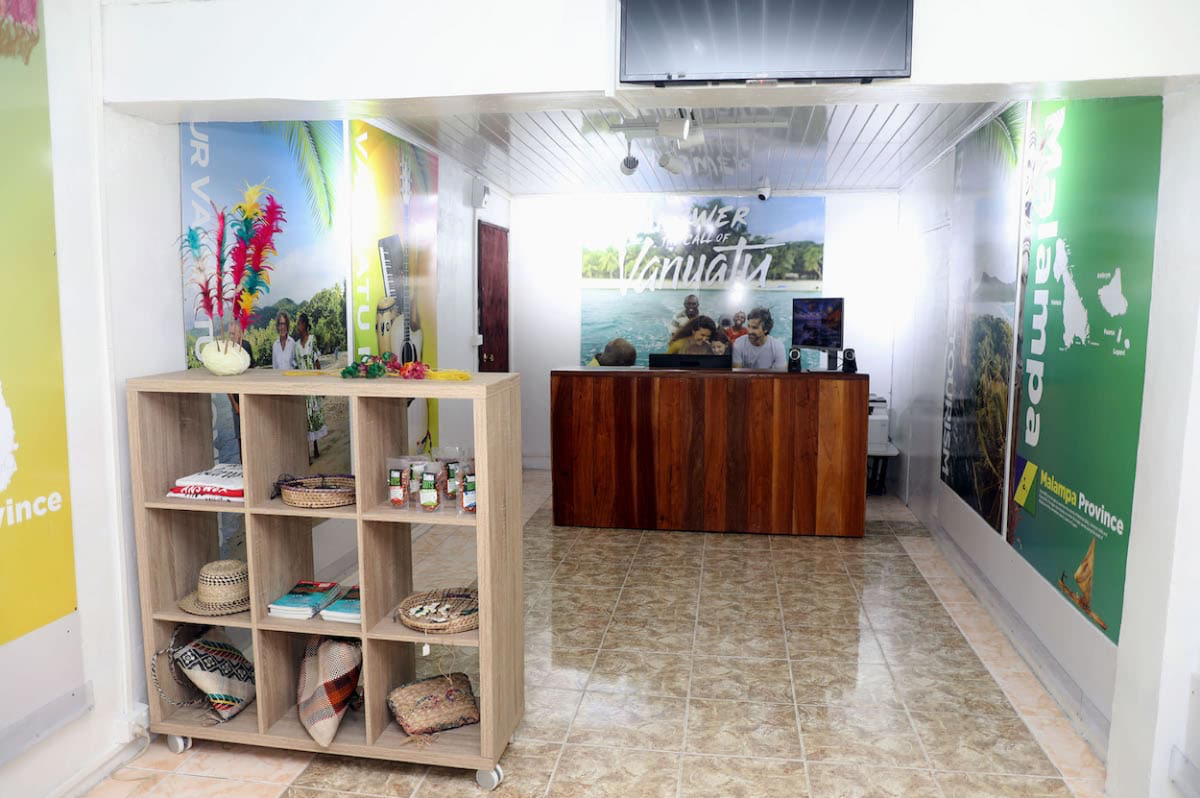New VTO Tanna Travel Centre to boost  support for TAFEA's Tourism Businesses