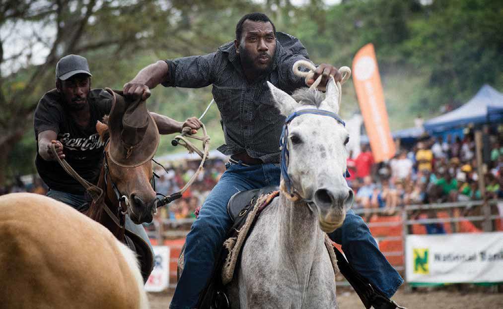 Tusker Port Vila Rodeo 2018 Highlights