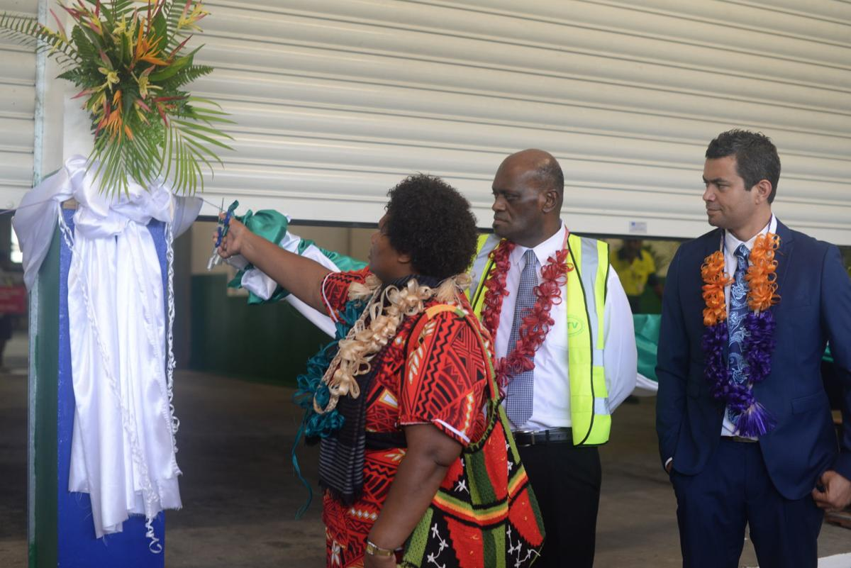 New Air cargo terminal to cater to long haul flights.