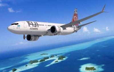 斐济航空公司波音七三七马克斯飞机暂时从瓦努阿图外国航空公司运营商证书中删除