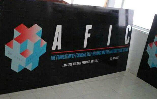 'AFIC A VERY SAD