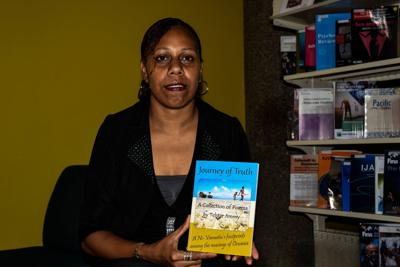 Student Journalist launches first poetry book with bigger dreams ahead