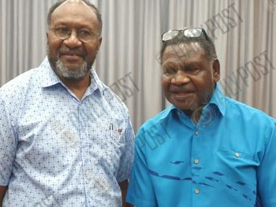 Two former PMs to contest Pentecost by-election