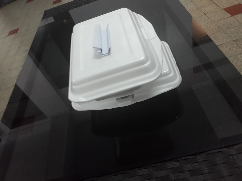 Ban on importation of single-use non-biodegradable plastic bags and polystyrene takeaway boxes