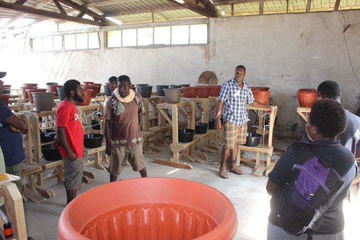 Field Ready delivers 90 portable handwashing stations to Vanuatu communities