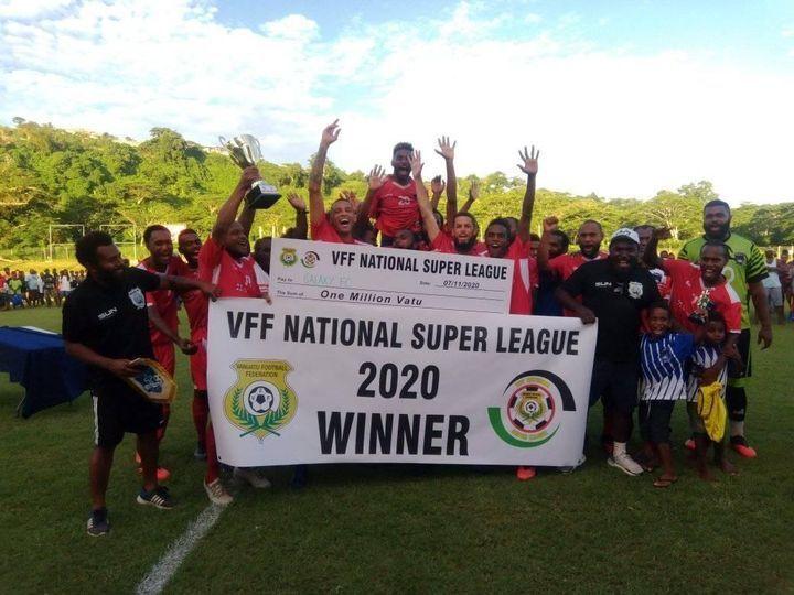 VT2.5M cash prize for VFF Champions League 2021 champion