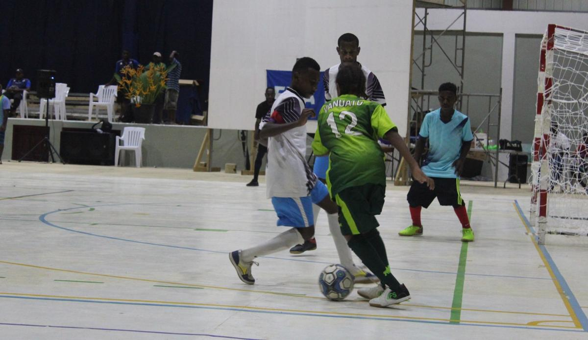 VFF National Youth Futsal tournament continues in Port Vila