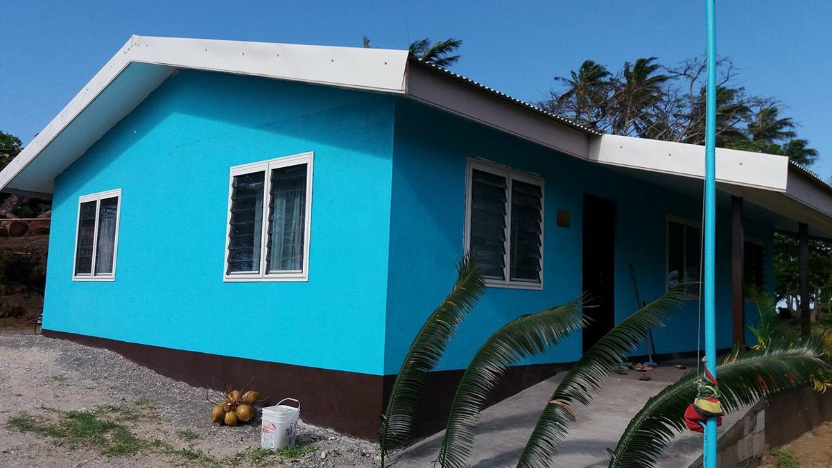 RSE workers hand over new doctor's house to gov't