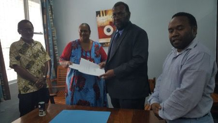 NISCOL signs Vanuatu Rehabilitation and Extension of Luganville Main Wharf Project Payment Agreement
