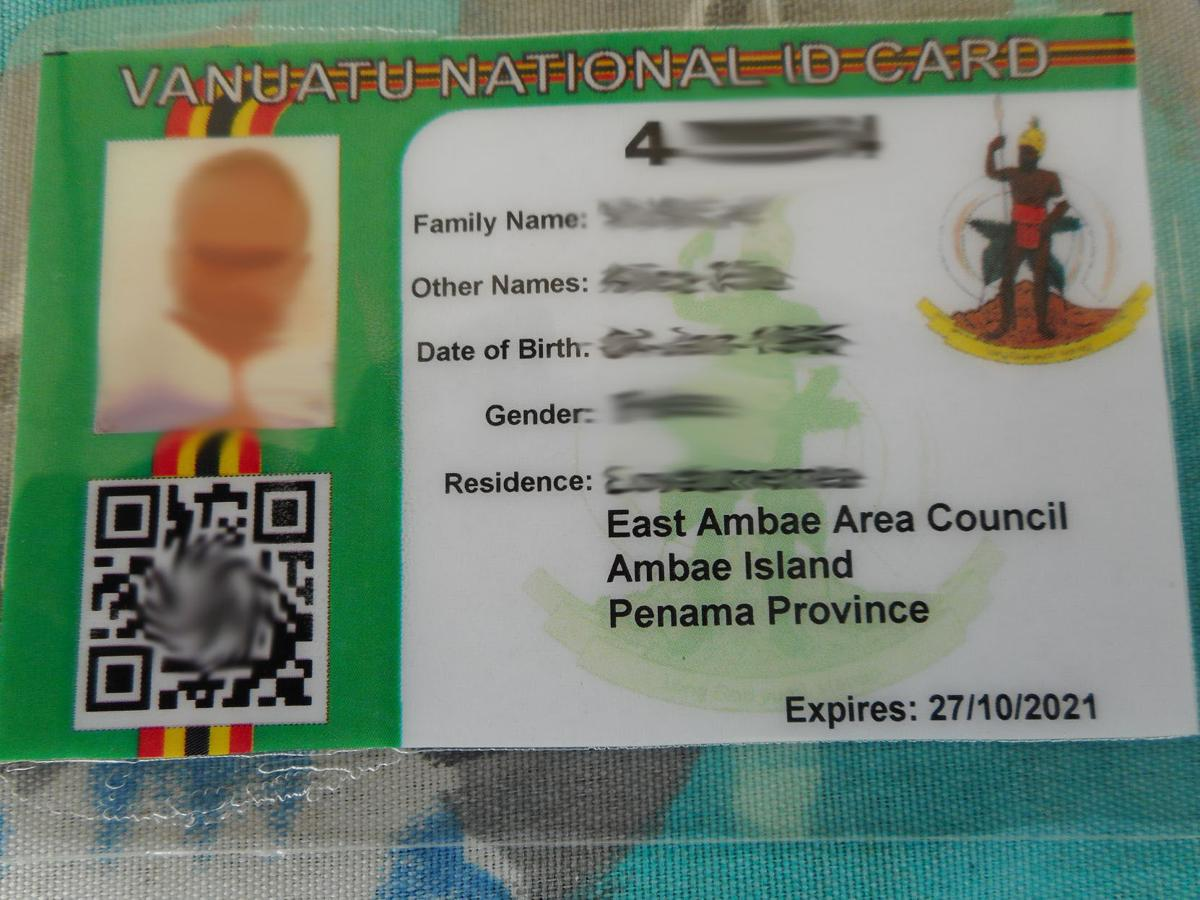 Government begins issuing National ID cards