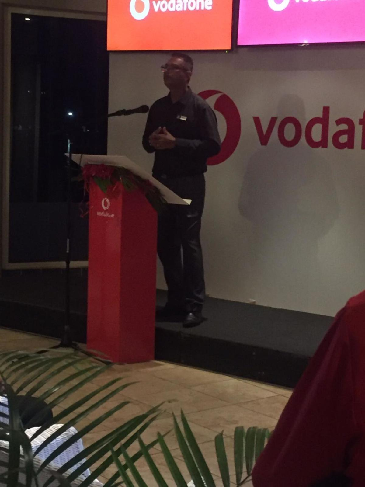 New brand position for Vodafone