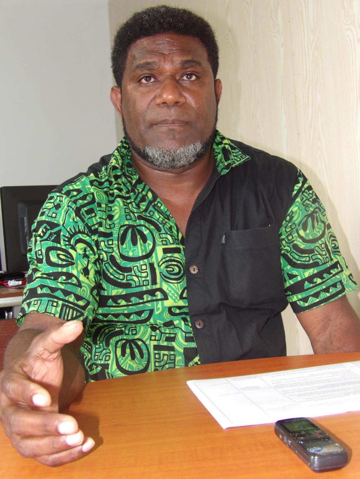 MP KOANAPO RESIGNS AS PS