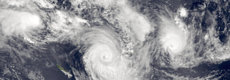 "Developing El Nino predicted stronger than 1997-98, dubbed ""Godzilla"""
