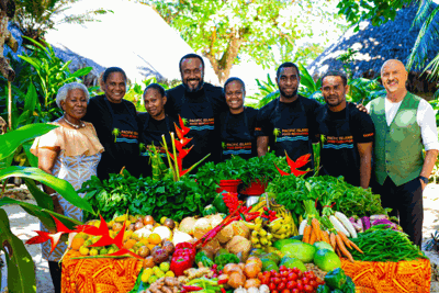 The Pacific food revolution will be televised
