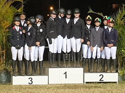Vanuatu 2nd in 2019 Horse Pacific Challenge