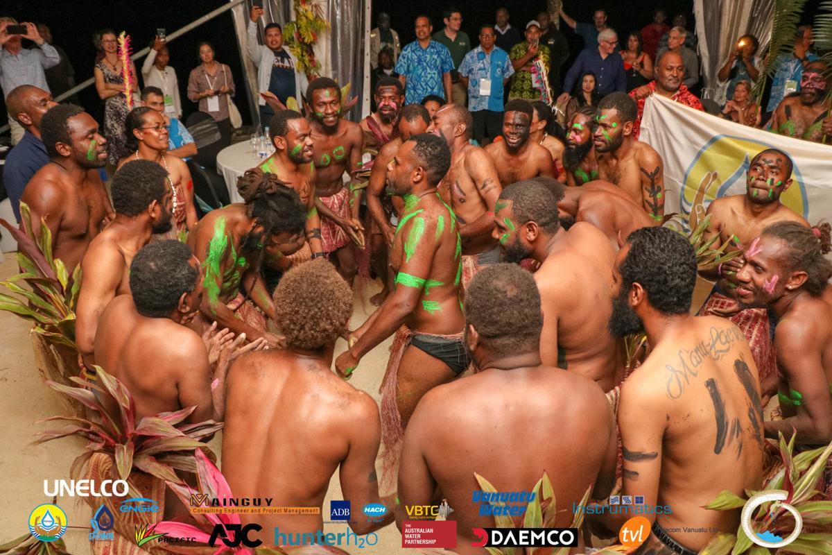 Vanuatu wins eight water awards