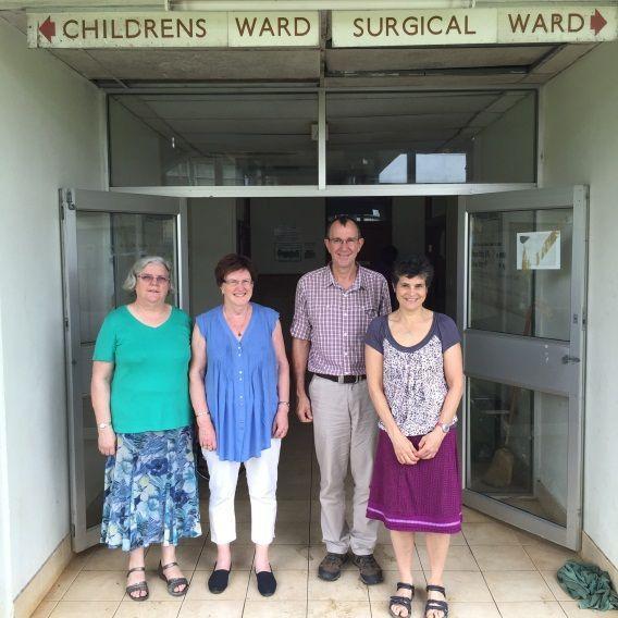Paediatric Cardiac Team visits Vanuatu
