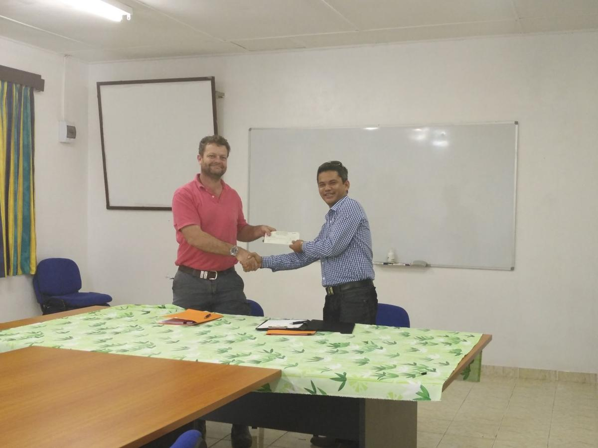 Mechanizing Vanuatu to increase Production