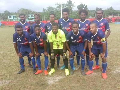 Tafea FC hemi mentenem lid lo PVFA klasmen