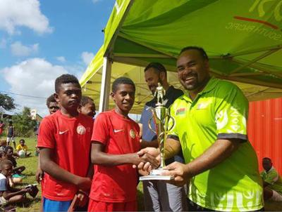 Finale playoffs for BSP Amicale Soccer Sevens Season