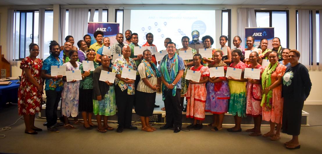 Money Minded Literacy Program Accredited 21 Facilitators