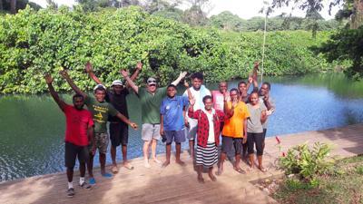 Vanuatu Ecotours Growing Outer Island Tourism
