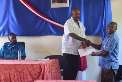 New Town clerk emphasises on work ethics