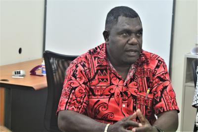 Minister Simeon announces Vt31 million Athlete Incentive