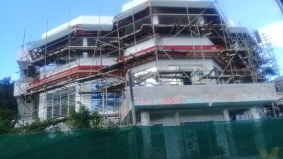 Ex Club Vanuatu property in final repair stage