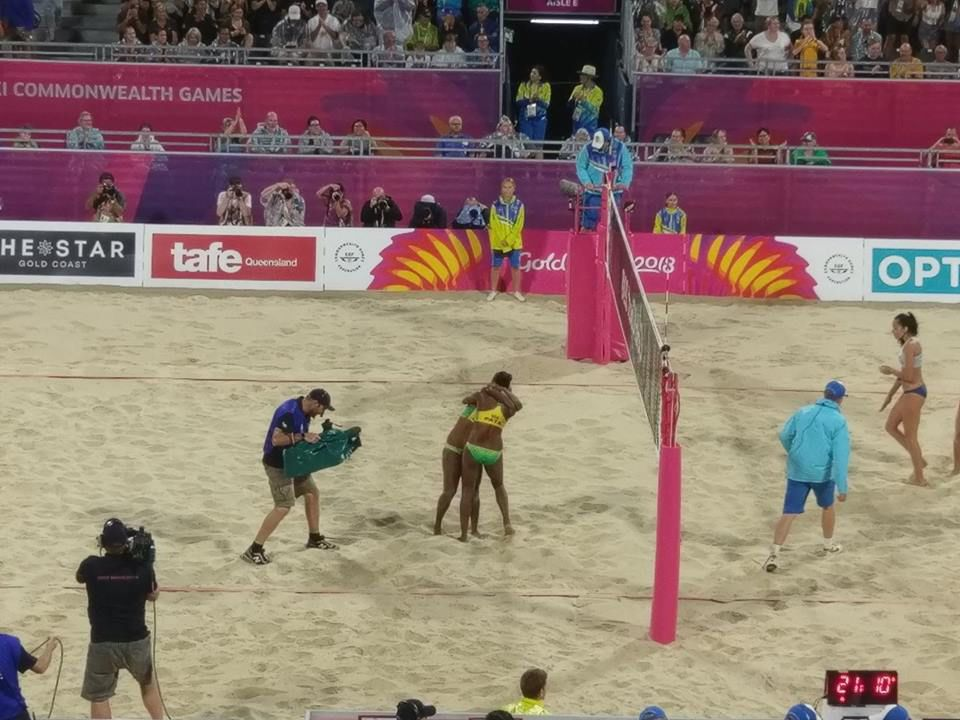 Vanuatu's second ever bronze medal at the Commonwealth Games