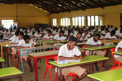 First candidates for Year 12 Unified Examinations