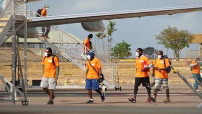 瓦努阿图航空公司下周为RSE工人提供包机