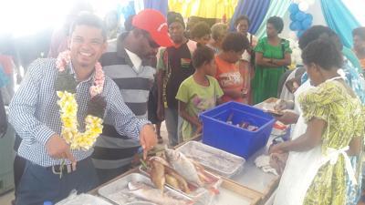 Supekalapoa Fish Market Opens | News | dailypost vu