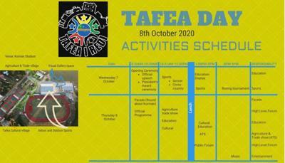Biggest celebration for TAFEA Day in Port Vila