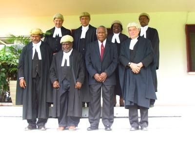 New Judge appointed to Supreme Court
