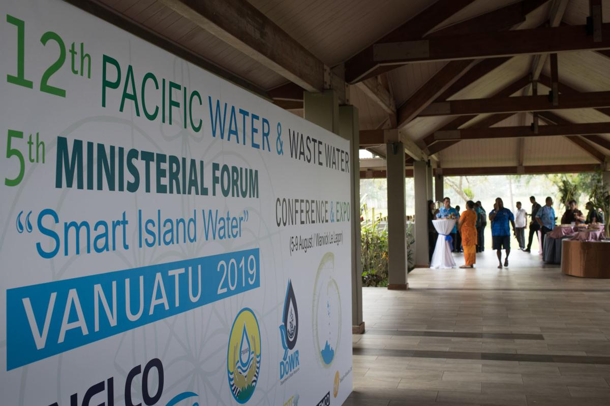 Pacific Water & Waste Water Conference