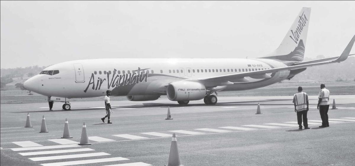 Air Vanuatu returns to IOSA