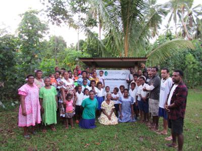 Loru Rainforest Carbon Project wins prestigious United Nations Equator Award.