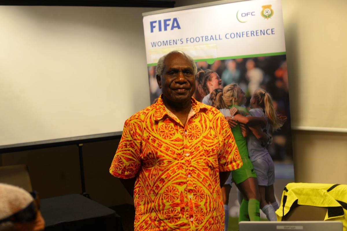 VFF participates in OFC 2027 women football strategy launching