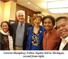 Applications Open for the 2019 Humphrey Fellowship Program