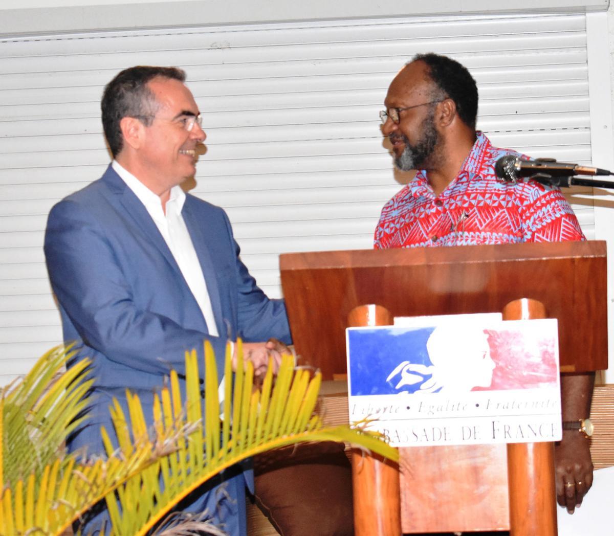 France/Vanuatu Business Club Launched